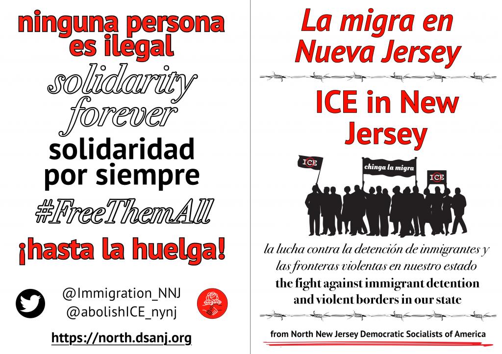 Download Immigrant Justice Zine